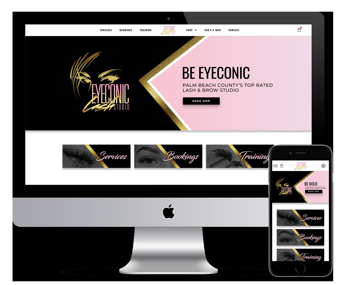 EYECONIC LASH STUDIO